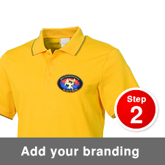 Step 2 – Add Your Branding