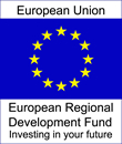 European Union – European Regional Development Fund – Investing in your Future