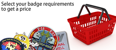 Select your badge requirements to get a price and then order and pay for your badge online via our ordering system