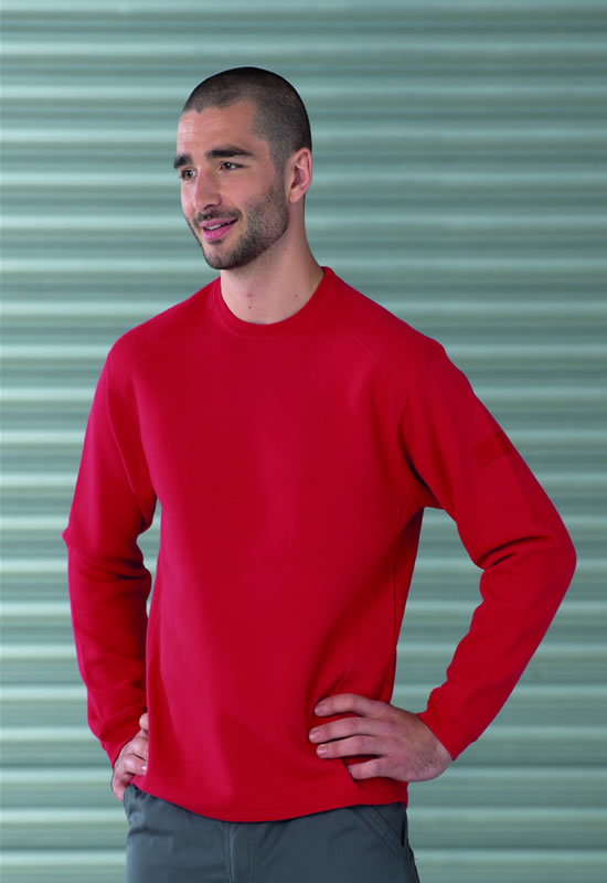 WORKWEAR CREW NECK SWEATSHIRT