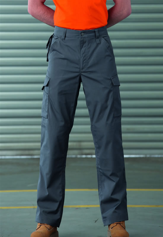 HEAVY DUTY WORKWEAR TROUSER - LONG
