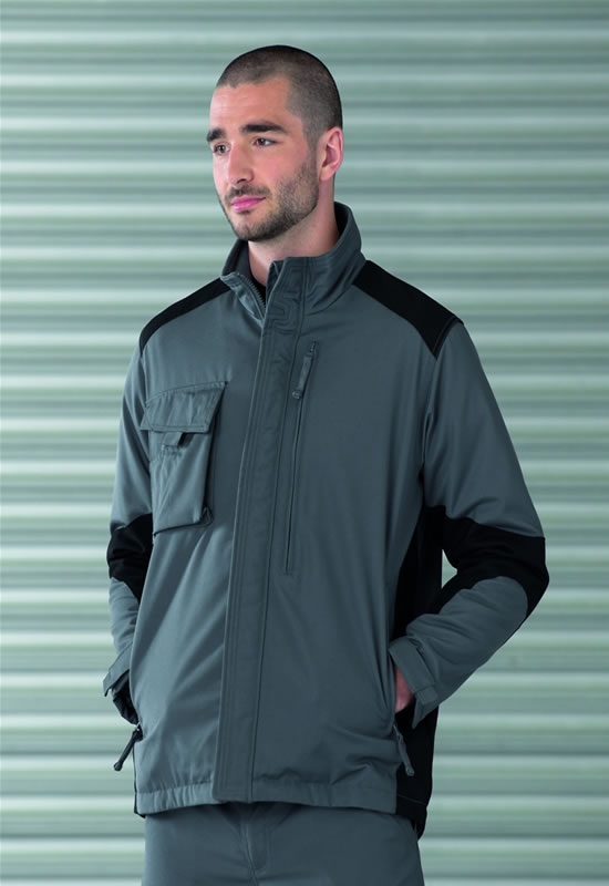 HEAVY DUTY WORKWEAR JACKET