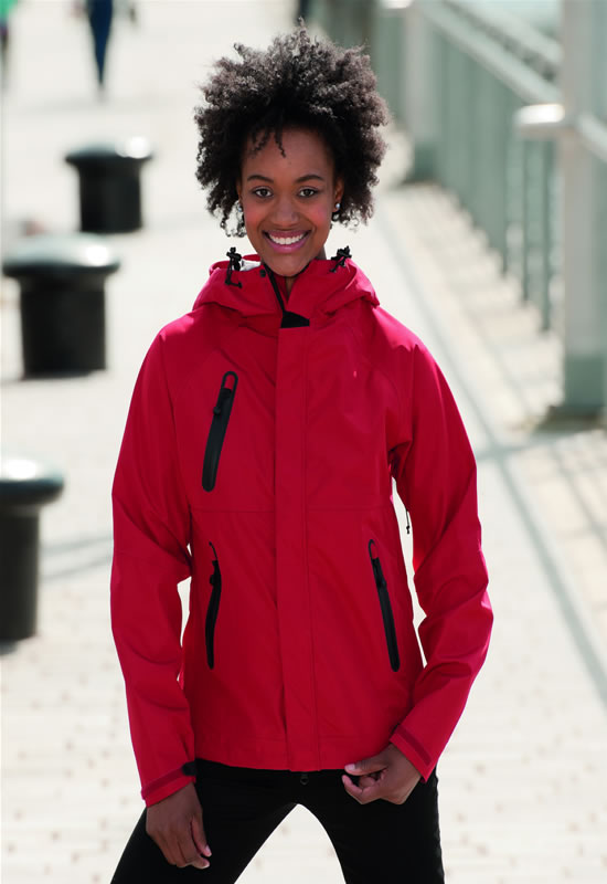 WOMENS SPORTS TECH 10000 JACKET