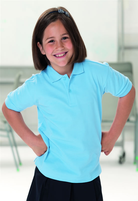 KIDS HARD WEARING POLO SHIRT