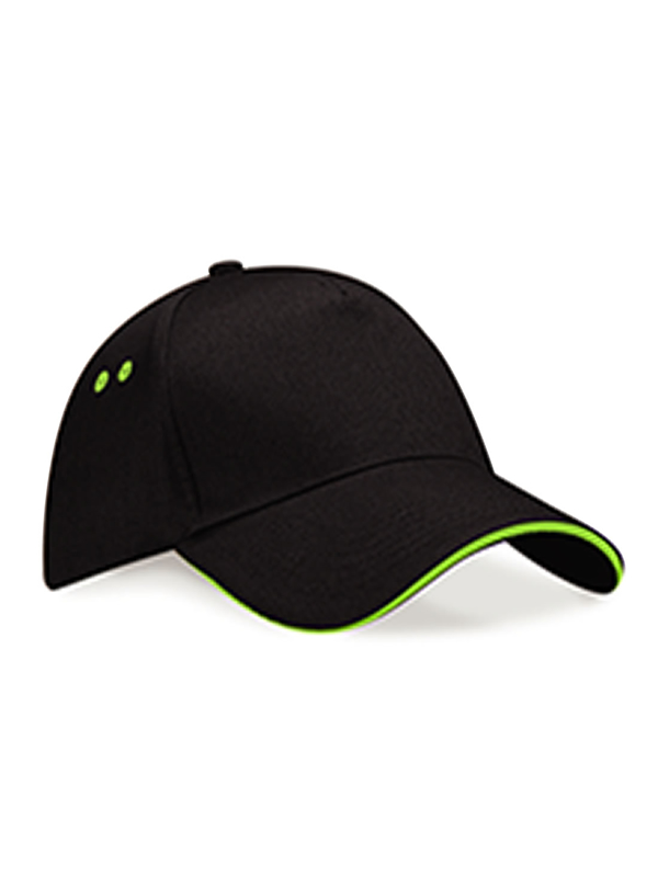 ULTIMATE 5 PANEL CAP WITH SANDWICH PEAK