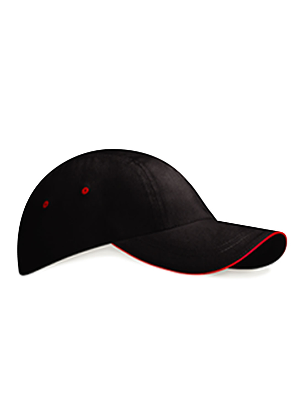 BRUSHED COTTON SPORTS CAP