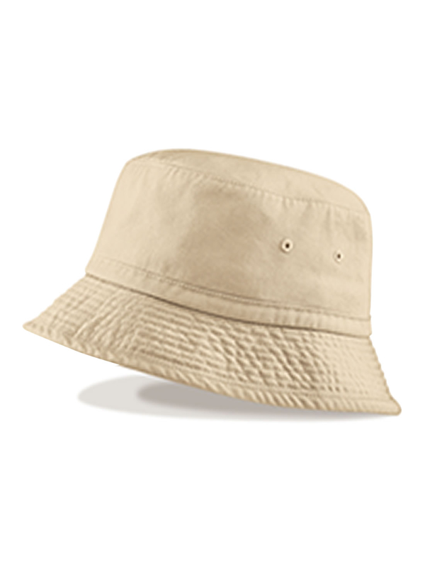 VINTAGE CHINO COTTON BUCKET HAT