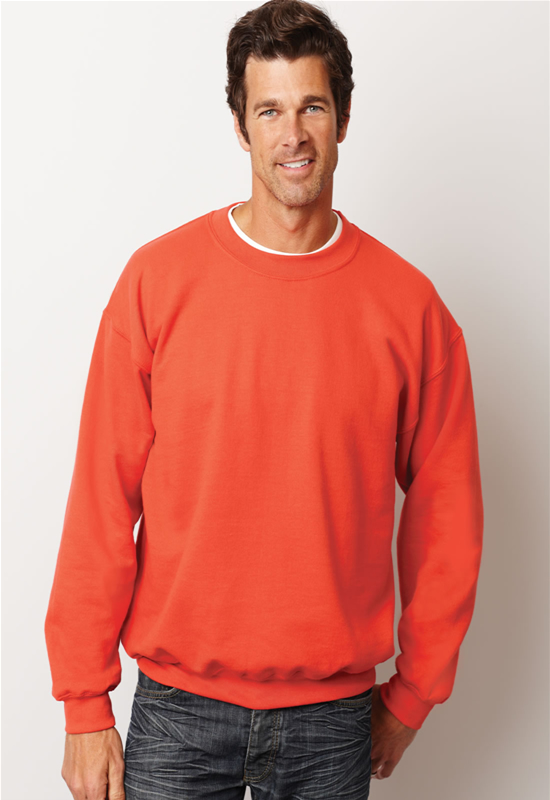 HEAVY BLEND® ADULT CREW NECK SWEATSHIRT