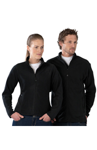WOMENS FULL ZIP FITTED MICROFLEECE