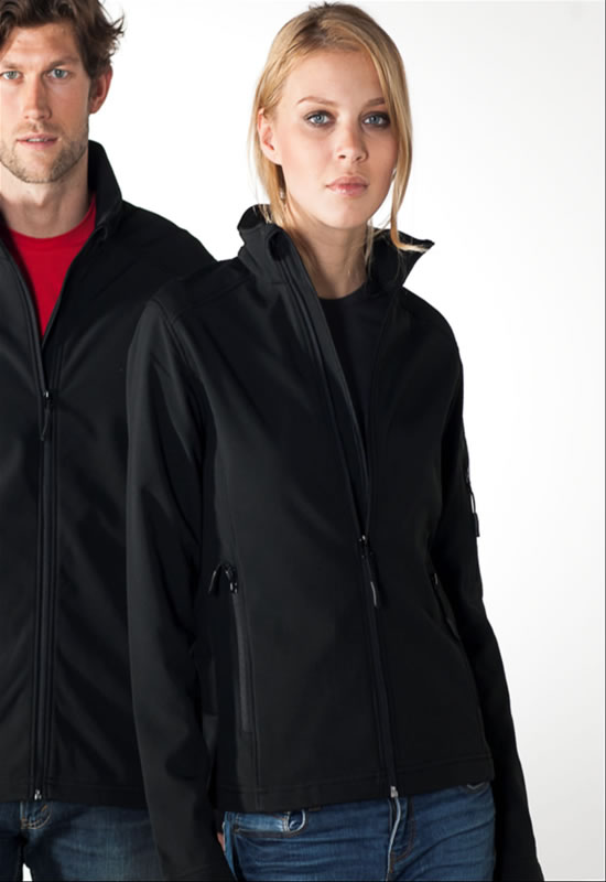 WOMENS CONTEMPORARY SOFTSHELL