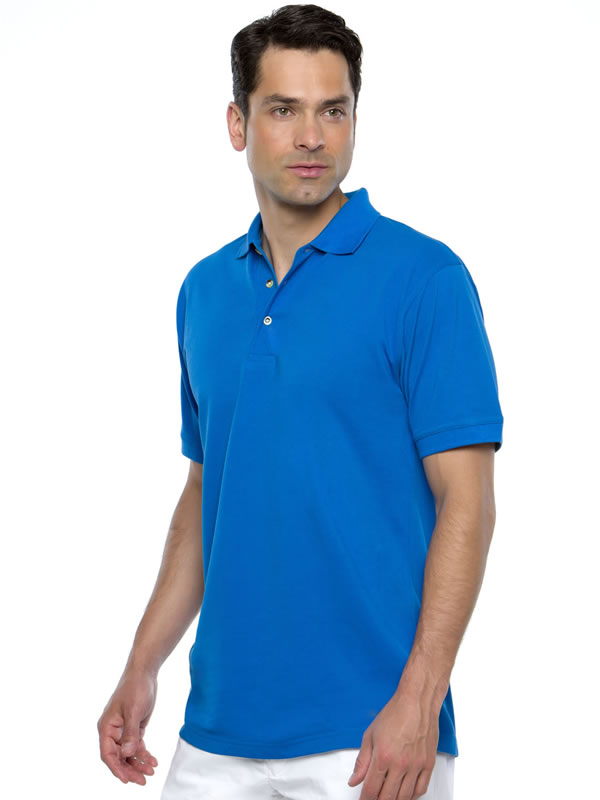WORKWEAR POLO WITH SUPERWASH® 60°