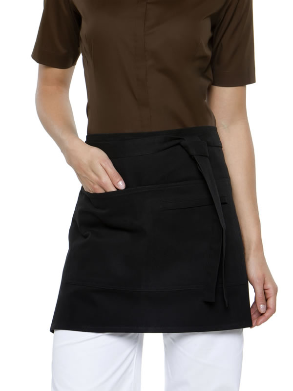 BARGEAR® BAR APRON SHORT SUPERWASH® 60 UNISEX
