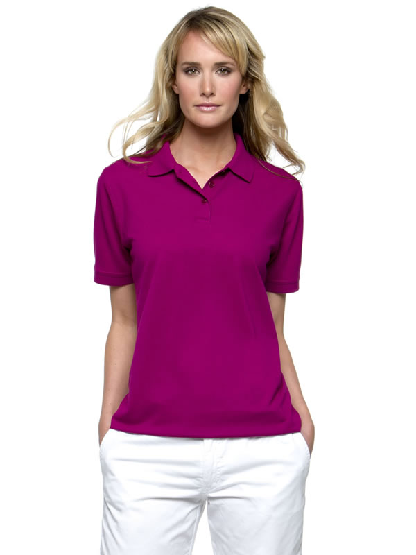 KLASSIC POLO WOMENS WITH SUPERWASH® 60°