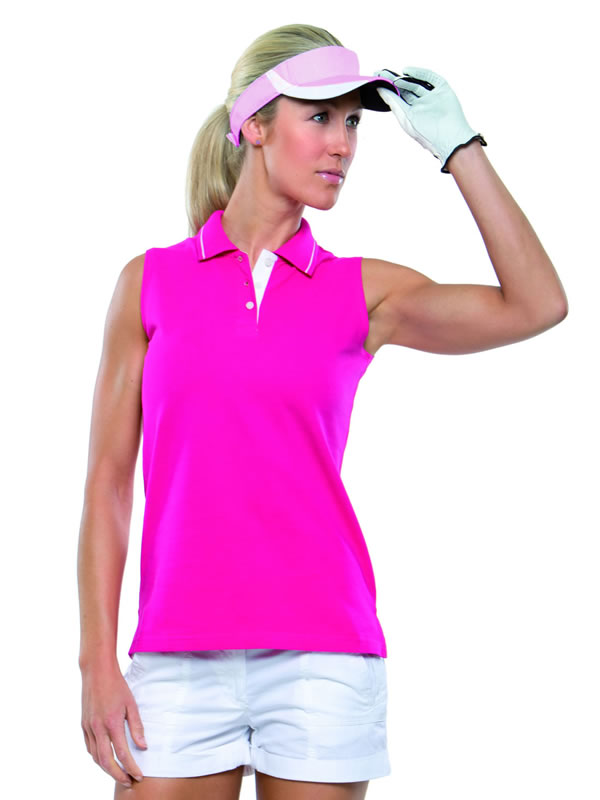 GAMEGEAR® PROACTIVE SLEEVELESS POLO