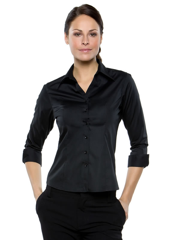 BARGEAR® BAR SHIRT 3/4 SLEEVED WOMENS