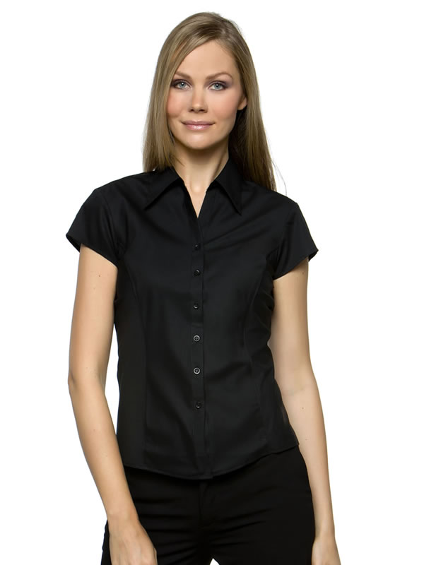 BARGEAR® BAR BLOUSE CAP SLEEVED WOMENS