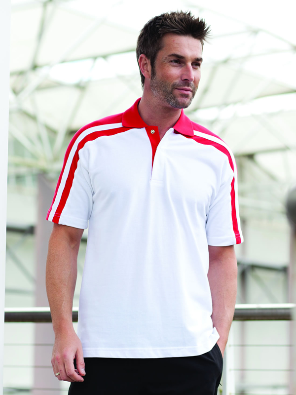 MENS RACING POLO