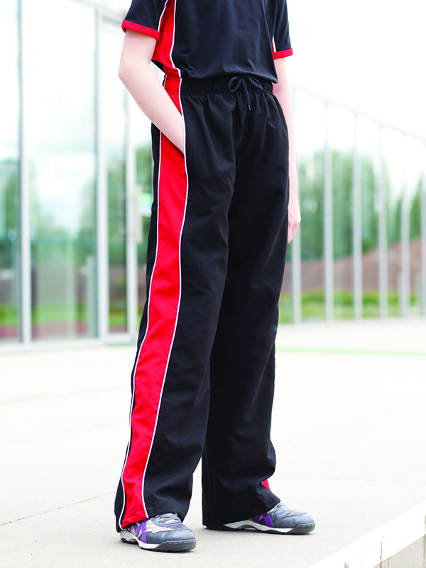 KIDS CONTRAST TRACK PANT