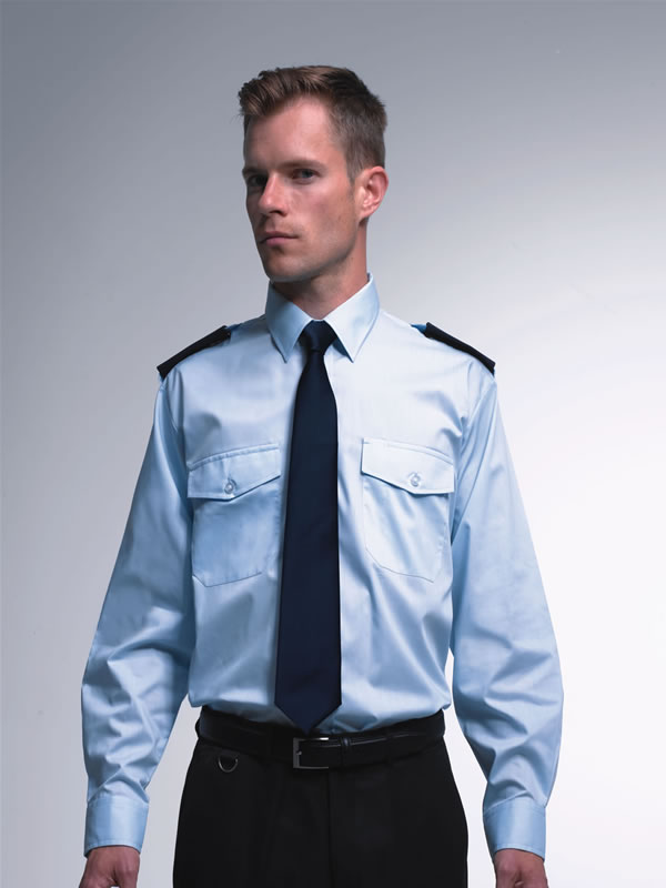 L/S PILOT SHIRT