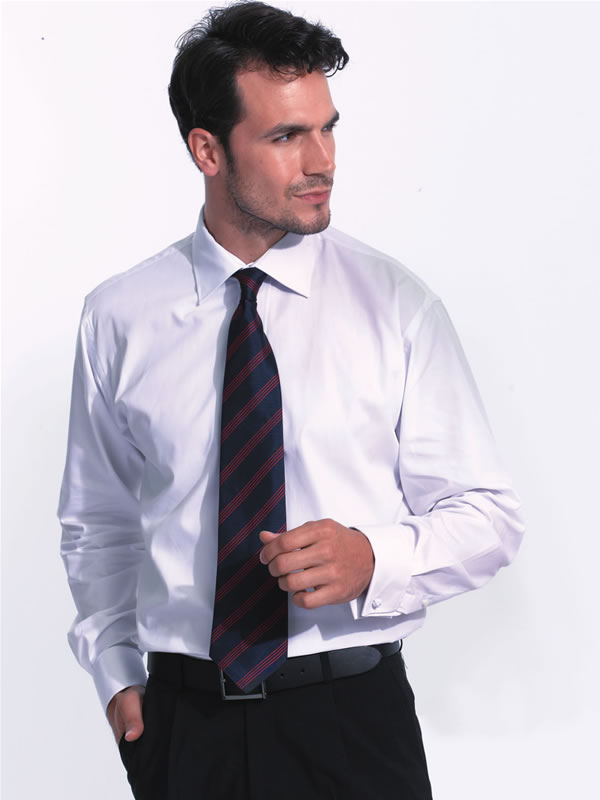 BUSINESS SHIRT DOUBLE CUFF