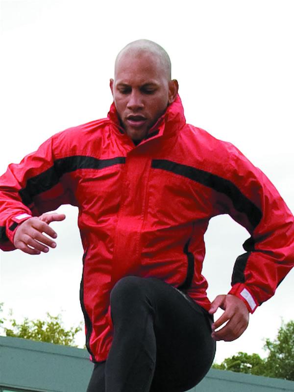 AQUA-TECH HI-PERFORMANCE TEAM JACKET