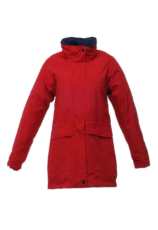 WOMENS BENSON II 3 IN 1 JACKET