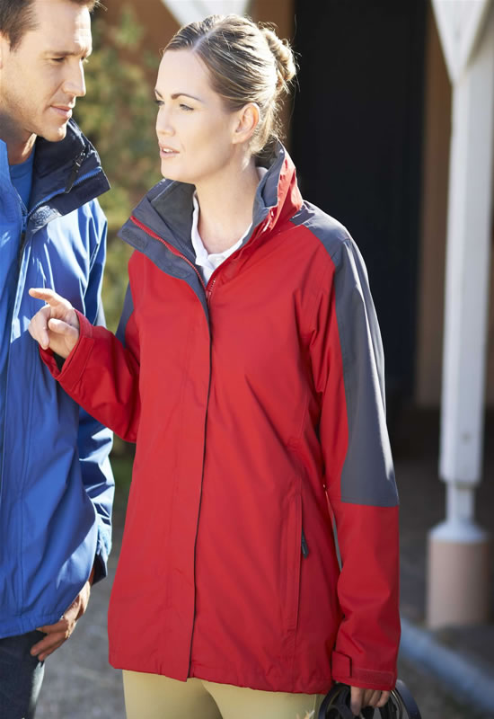 WOMENS DEFENDER III 3 IN 1 JACKET