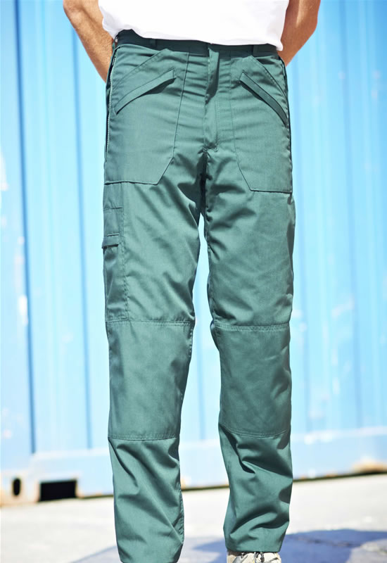LINED ACTION II TROUSERS - LONG