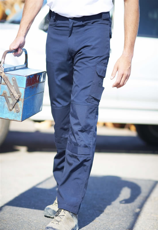 PREMIUM WORKWEAR TROUSERS - LONG