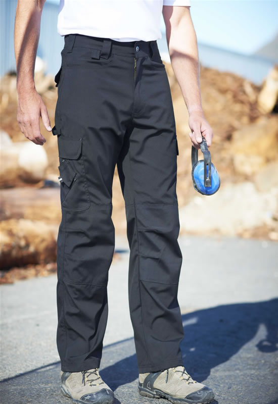 PREMIUM CARGO WORKWEAR TROUSERS - LONG
