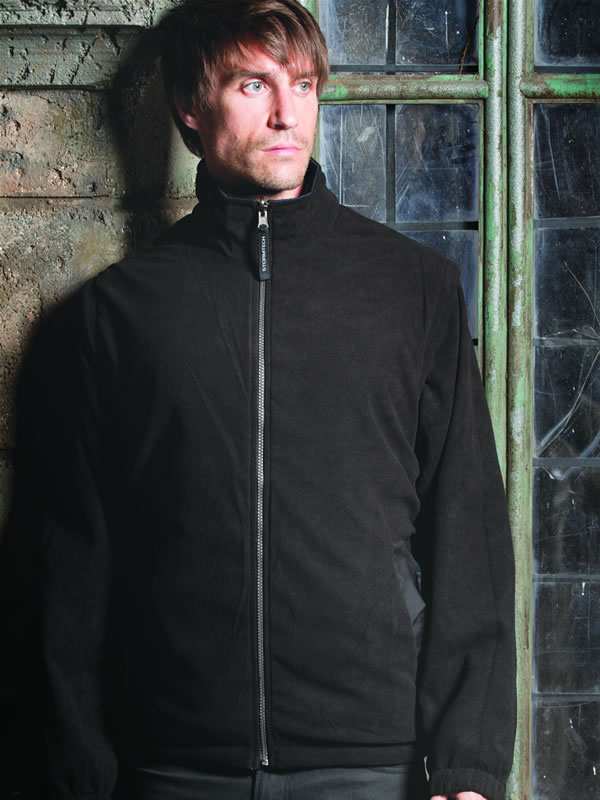 MENS CHINOOK FLEECE FULL ZIP SHELL